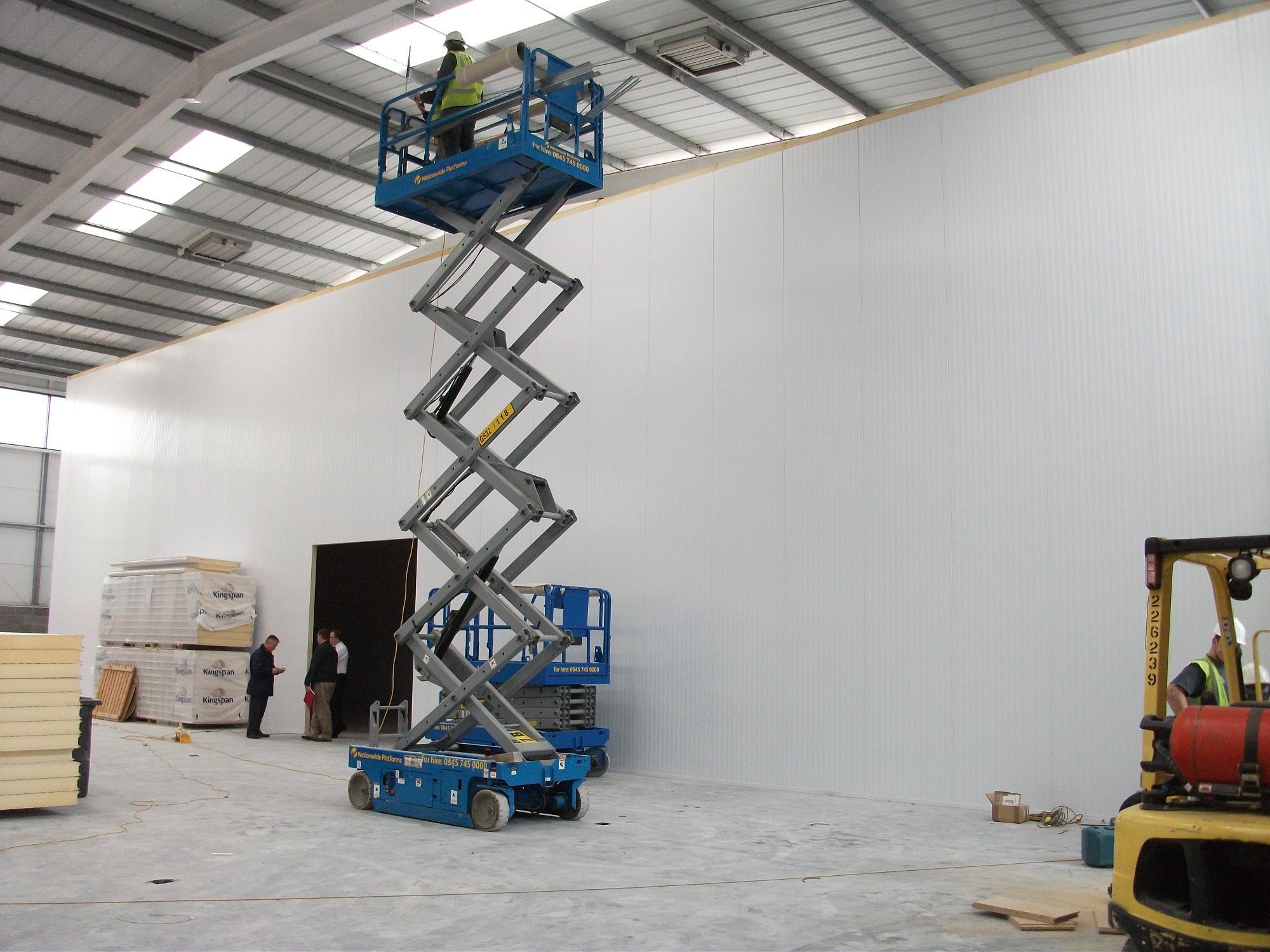 Coldroom Installation